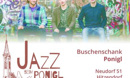 Jazz beim Ponigl