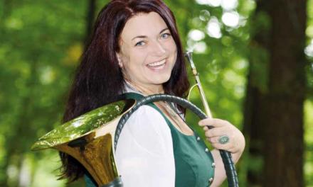 Elisabeth Anhofer – Traditionspflege der Jagdhornbläser Hitzendorf