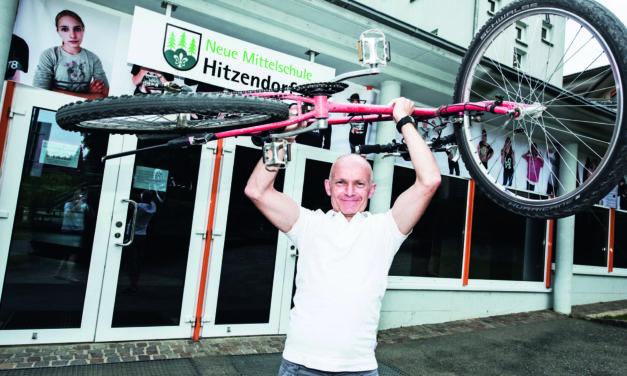 Andreas Stieber – Radfahren macht Schule