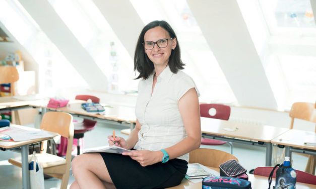 Eine echte Powerfrau – Sabine Mausser